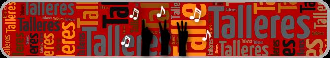 Imagen que representa un banner del taller cantar, contar y jugar