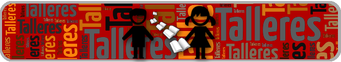 Imagen que representa un banner del taller de lectura lúdica