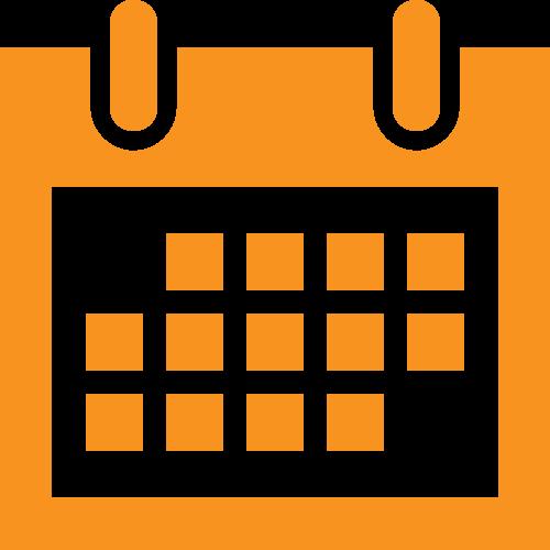 Imagen que representa un calendario de actividades y eventos