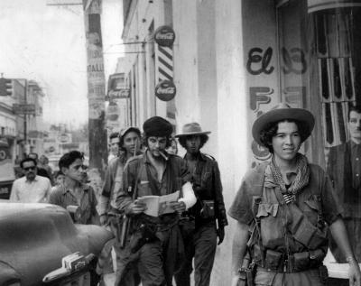 El Che, lector interminable