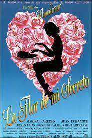 La flor de mi secreto, de Almodóvar