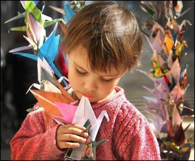 Taller de Origami abierto
