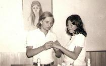 Miriam y Roberto