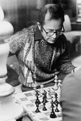 Walsh jugando ajedrez